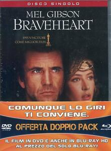 Braveheart (2 DVD) di Mel Gibson