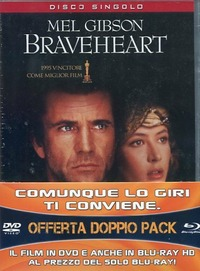 Cover Dvd Braveheart