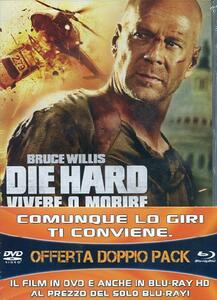 Die Hard. Vivere o morire (2 DVD) di Len Wiseman