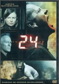 Cover Dvd 24. Stagione 6