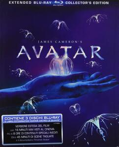Avatar. Extended Collector's Edition (3 Blu-ray) di James Cameron