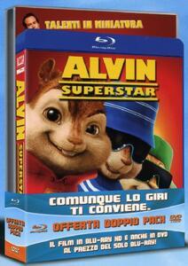 Alvin Superstar (2 DVD) di Tim Hill - DVD