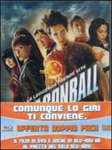 Dragonball Evolution (2 DVD) di James Wong