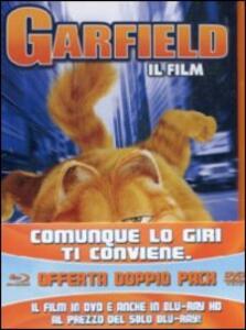 Garfield. Il film (2 DVD) di Peter Hewitt