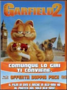 Garfield 2 (2 DVD) di Tim Hill