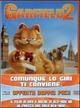 Cover Dvd Garfield 2