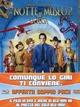 Cover Dvd Una notte al museo 2 - La fuga