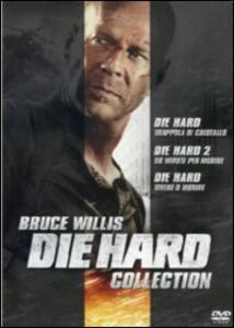 Die Hard Collection di Renny Harlin,John McTiernan,Len Wiseman