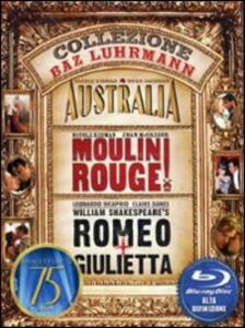 Baz Luhrmann Love Collection (3 Blu-ray) di Baz Luhrmann