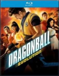 Dragonball Evolution di James Wong - Blu-ray
