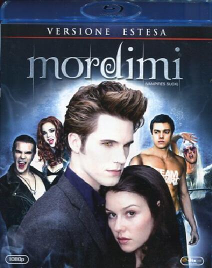Mordimi (2 Blu-ray) di Jason Friedberg,Aaron Seltzer
