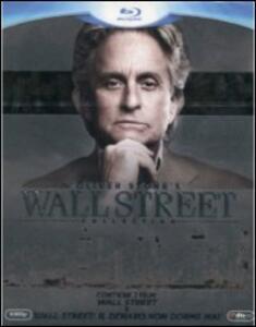 Wall Street 1 & 2 (2 Blu-ray) di Oliver Stone