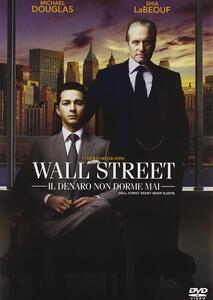 Wall Street. Il denaro non dorme mai di Oliver Stone - DVD