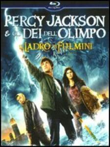Percy Jackson e gli dei dell'Olimpo. Il ladro di fulmini di Chris Columbus - Blu-ray