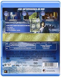 Percy Jackson e gli dei dell'Olimpo. Il ladro di fulmini di Chris Columbus - Blu-ray - 2