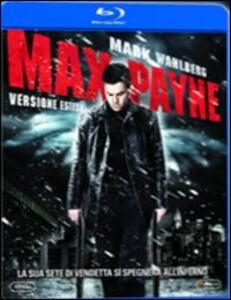 Max Payne di John Moore - Blu-ray
