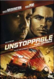Unstoppable. Fuori controllo di Tony Scott - DVD