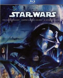 Star Wars Trilogy. Original Trilogy. Episodi IV - V- VI (3 Blu-ray) di Irvin Kershner,George Lucas,Richard Marquand