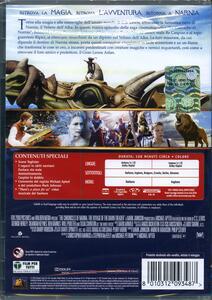 Le cronache di Narnia. Il viaggio del veliero di Michael Apted - DVD - 2