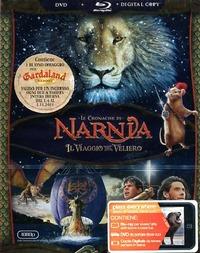 Cover Dvd Le cronache di Narnia. Il viaggio del veliero (Blu-ray)
