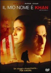 Cover Dvd Il mio nome è Khan