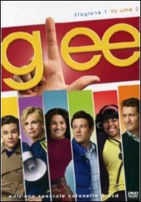 Cover Dvd Glee. Stagione 1. Vol. 2