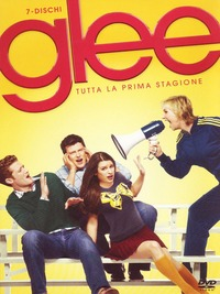 Cover Dvd Glee. Stagione 1
