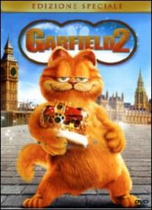 Garfield 2<span>.</span> Edizione speciale di Tim Hill - DVD