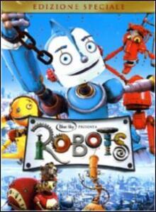 Robots<span>.</span> Edizione speciale di Chris Wedge,Carlos Saldanha - DVD