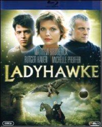 Cover Dvd Ladyhawke