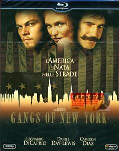 Gangs of New York (DVD + Blu-ray) di Martin Scorsese