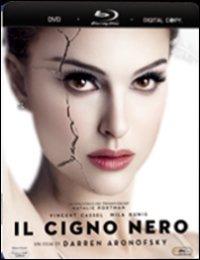 Cover Dvd Il cigno nero (Blu-ray)