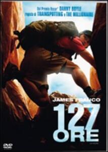 127 ore di Danny Boyle - DVD
