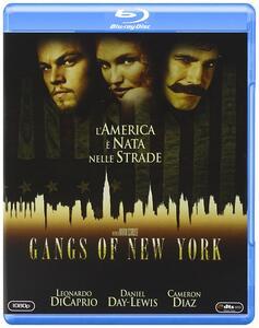 Gangs of New York di Martin Scorsese - Blu-ray