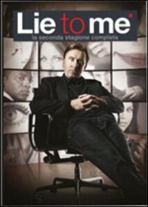 Lie to me. Stagione 2 (6 DVD) - DVD