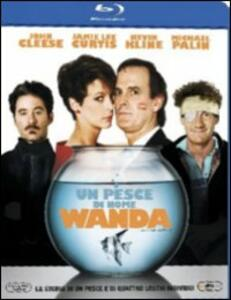 Un pesce di nome Wanda di Charles Crichton - Blu-ray