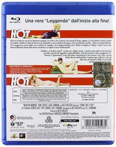 A qualcuno piace caldo di Billy Wilder - Blu-ray - 2