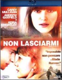Cover Dvd Non lasciarmi (Blu-ray)