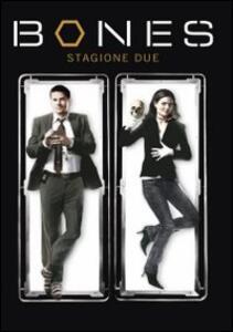 Bones. Stagione 2 (6 DVD) - DVD