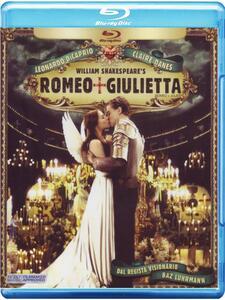 Romeo + Giulietta di Baz Luhrmann - Blu-ray