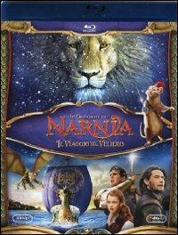 Cover Dvd cronache di Narnia. Il viaggio del veliero (Blu-ray)