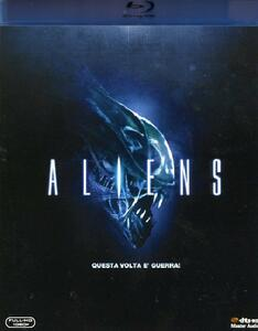 Aliens, scontro finale di James Cameron - Blu-ray