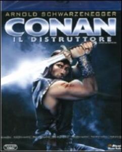 Conan il Distruttore di Richard O. Fleischer - Blu-ray