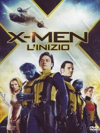 Cover Dvd X-Men. L'inizio (DVD)