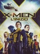 Cover Dvd X-Men: L'inizio