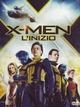 Cover Dvd DVD X-Men: L'inizio
