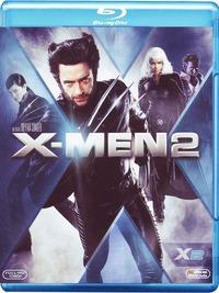 Cover Dvd X-Men 2 (Blu-ray)