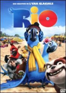 Rio di Carlos Saldanha - DVD