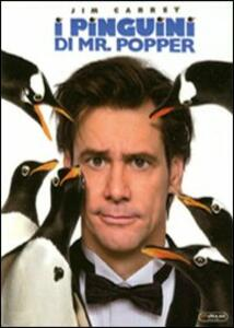 I pinguini di Mr. Popper di Mark Waters - DVD