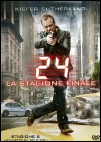 Cover Dvd 24. Stagione 8 (DVD)